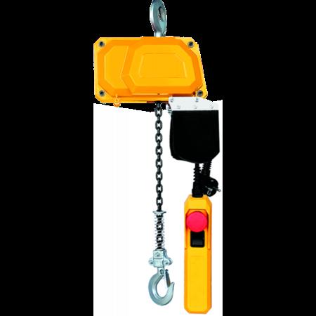 Kettingtakel elektrisch - 150 kg - 220V - 3 meter hijshoogte