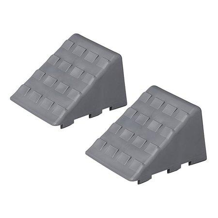 ProPlus Set wielkeggen voor oprijblokken (eenvoudig hieronder te bestellen)