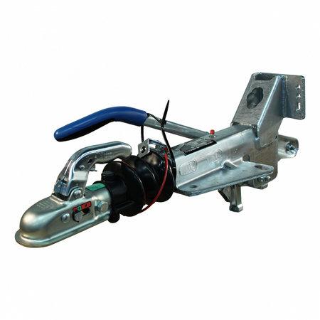 KNOTT Oplooprem KF13-C mechanisch met neuswiel console