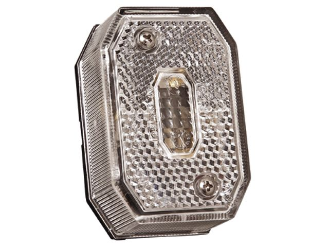 Aspock Flexipoint breedtelicht wit - losse lamp
