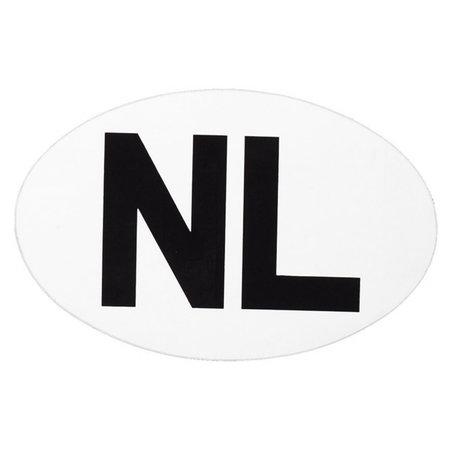 Sticker met NL opdruk - 85x58 mm