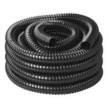 Afvalwaterslang zwart - 10 meter - 25 mm