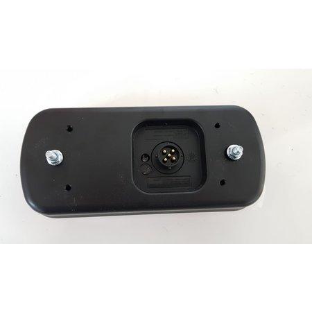 Fristom Fristom FT-130 rechts - inclusief achteruitrijverlichting - LED