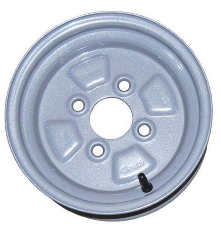 Losse 10 inch velg voor aanhangwagens - 3.50Bx10 (4x101,6) 500 kg ET0