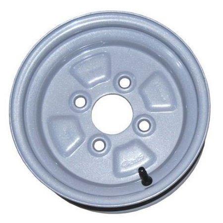 Losse 10 inch velg voor aanhangwagens - 3.50Bx10 (4x115) 500 kg ET0