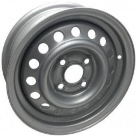 Losse 13 inch velg voor aanhangwagens - 4.00Jx13 (4x115) 450 kg - ET0