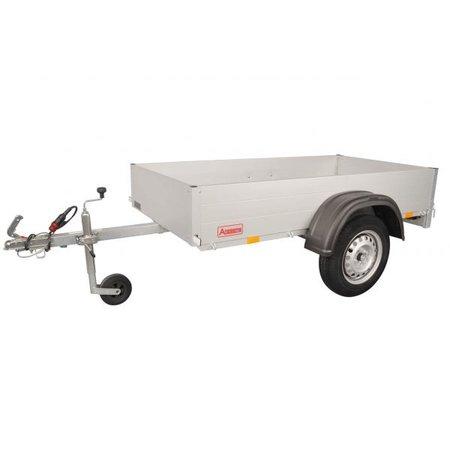 Anssems Anssems GT 500 bakwagen - 500 kg bruto laadvermogen - 181x101 cm laadoppervlak - ongeremd