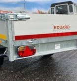 Eduard Geremde Eduard achterwaartse kipper - 256x150 cm - 1500 kg bruto laadvermogen - handpomp - 63 cm laadvloerhoogte