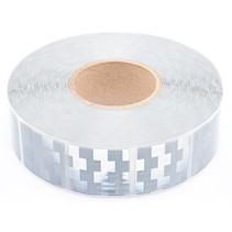 Tape - per meter - wit - zachte ondergrond