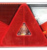 Aspock Multipoint 5 Rechts achterlicht 8 polige centrale stekkeraansluiting
