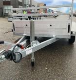 Anssems Anssems BSX 2500 bakwagen - 2500 kg bruto laadvermogen - 251x130 cm laadoppervlak - geremd