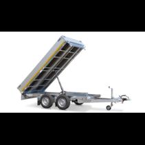 256x150 cm -  750 kg - elektrisch - 63 cm