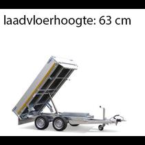 256x150 cm - 2000 kg - elek/afstands