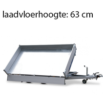 330x180 cm - 3000 kg - elek, handp + oprijplaten