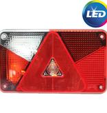 Aspock Multipoint 5 - Achterlicht - 5 polig - Links - LED achterlicht en remlicht