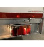 Aspock Aspock Multipoint 3 verlichtingsset - 6+8 meter hoofdkabel - 13 polig - inclusief voorgemonteerde markeringsverlichting - stekkerdoos