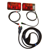 Radex Radex 5001 verlichtingsset - 5 meter hoofdkabel - 13 polig