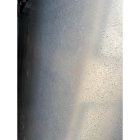 Verzinkte stalen vloerplaat aanhanger 3103x1620x1,5 mm