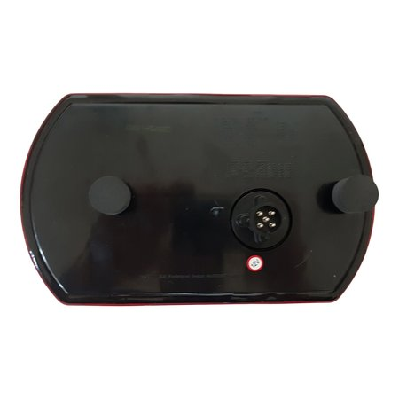 Aspock Achterlicht links met ingebouwde weerstand 236x140x25 mm - eenvoudig aan te sluiten met Aspöck connectoren