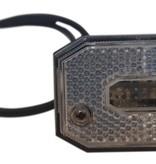 Aspock Aspock Flexipoint wit met 50 cm DC-kabel