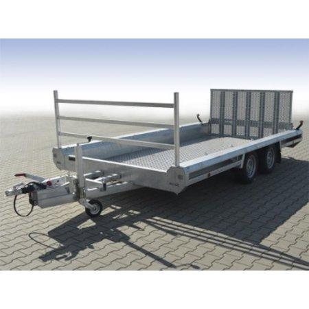 Anssems Voorrek voor Terrax trailers - 150x80 cm