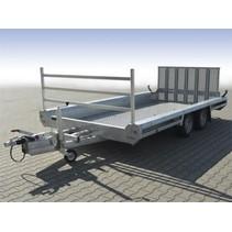 Terrax voorrek - 180x80 cm