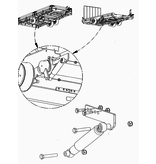 Anssems Hulco MEDAX/TERRAX schokbrekers 1800 kg - as 1