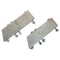 Koppelingsverhogers - 10 cm