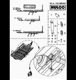 Anssems Hulco MEDAX/TERRAX schokbrekers 1500 kg - as 2/3 of 2/2
