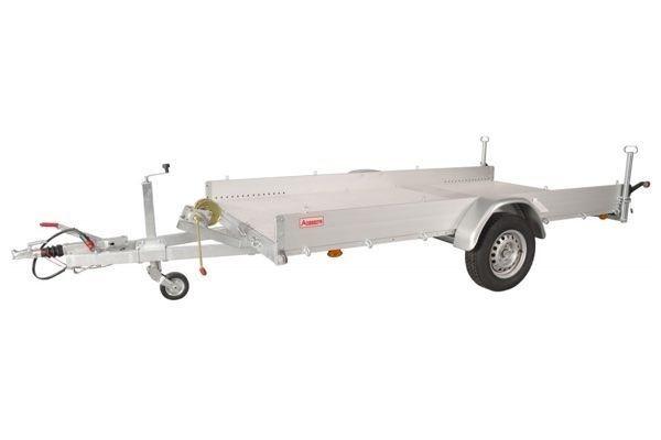 Anssems Anssems AMT 1200 - 1200 kg bruto laadvermogen - 340x170 cm laadoppervlak - geremd