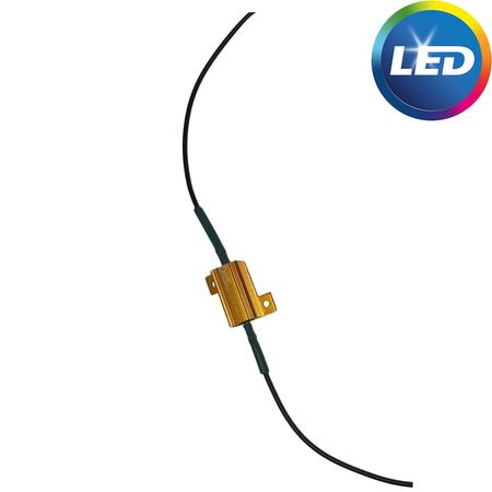 Weerstand LED verlichting 12V