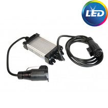 LED control box 13-polig 12V plug&play