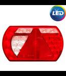 Aspock Lucidity LED links met ingebouwde weerstand