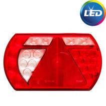 LED Links met ingebouwde weerstand - connector