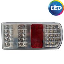 Achterlicht rechts connector LED 228x106x55 mm
