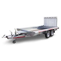 Machinetransporter 400x180 cm - 3000 kg