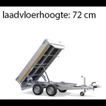 310x180 cm - 2500 kg - elektrisch + oprijplaten