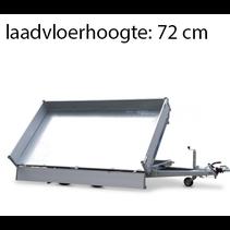 330x180 cm - 2500 kg - elektrisch + oprijplaten