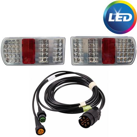 AWD LED verlichtingsset met 5 meter hoofdkabel