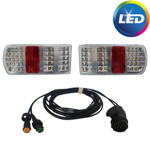Led set - 4 meter - 13 polig
