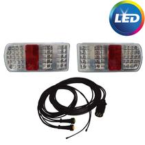 LED set - 7 meter - 7 polig aftakkingen
