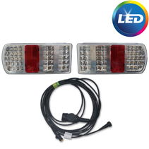 Led set - 5 meter - 13 polig