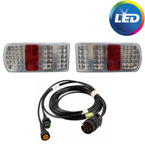 LED set - 7 meter - 7 polig