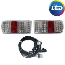 LED set - 6,4 meter - 13 polig - markeringsv.