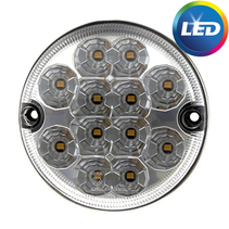 Achteruitrijlamp LED - 95x25 mm