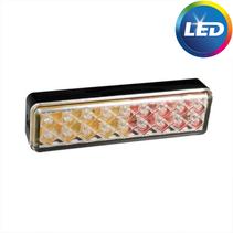 Achterlicht LED 135x38x24 mm