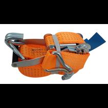 Spanband oranje 800x5 cm 2 delig (5000 kg)