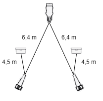 Aspock Multipoint 3 verlichtingsset - 6,4 meter hoofdkabel - 13 polig - inclusief voorgemonteerde markeringsverlichting