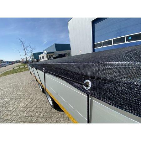 Premium gaasnet - 370x220 cm - inclusief elastiek rondom - UV bestendig - net voor aanhanger