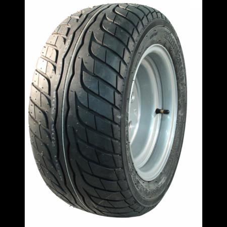 AWD Compleet 10 inch wiel -20.5x8.00-10 -  band + velg - mercedes steek: 5x112 - 8PR - 605 kg - 67 mm naafdiameter